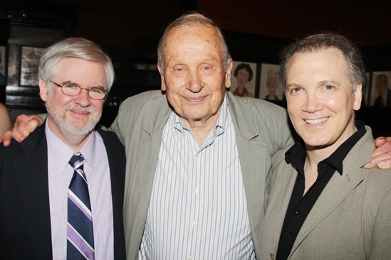 Off Broadway Alliance Awards – 2013 – Christopher Durang – A.R. Gurney – Charles Busch