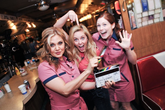 Life of an Actress - Orfeh - Taylor Louderman - Allison Case