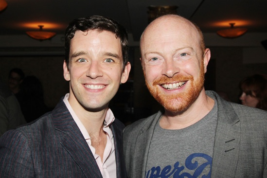 Buyer & Cellar – Michael Urie's Birthday – Michael Urie – Jeff Biehl