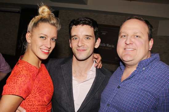 Buyer & Cellar – Michael Urie's Birthday – Samantha Zach – Michael Urie – Kevin Covert