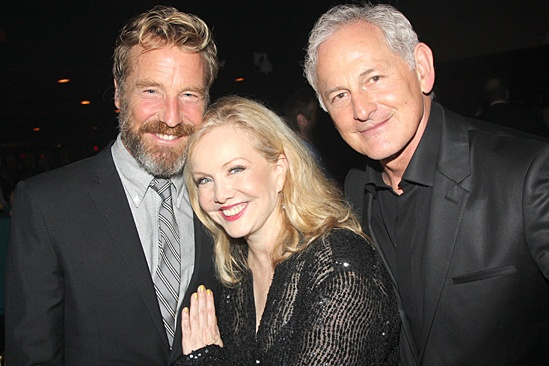 Big Fish – Opening Night – Rainer Andreesen - Susan Stroman – Victor Garber