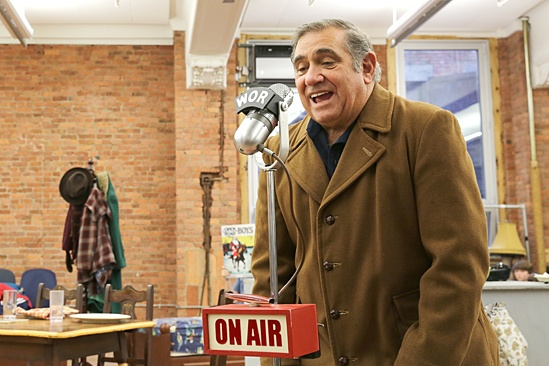 A Christmas Story – 2013 Meet and Greet – Dan Lauria