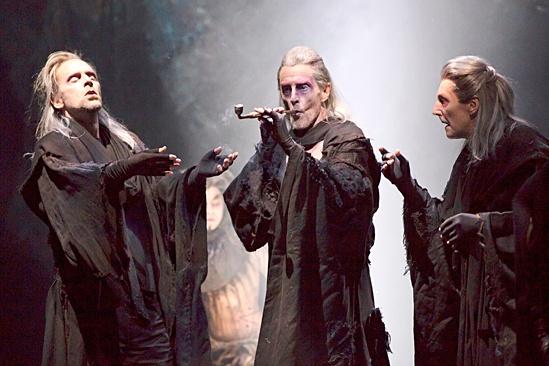 <I>Macbeth</I>: Show Photos - Malcolm Gets - John Glover - Byron Jennings