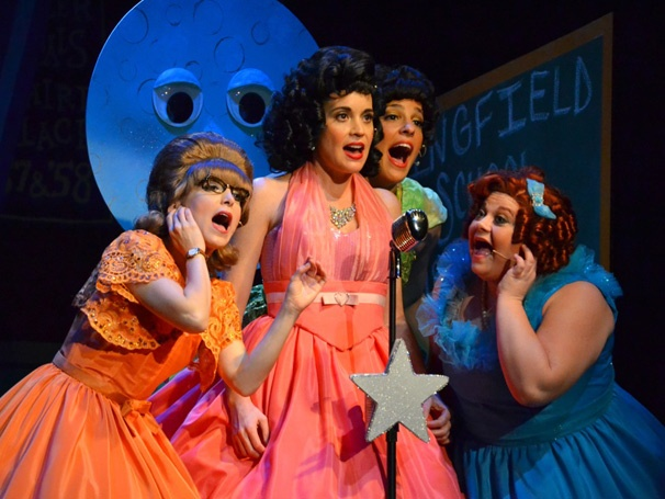 Show Photos - The Marvelous Wonderettes