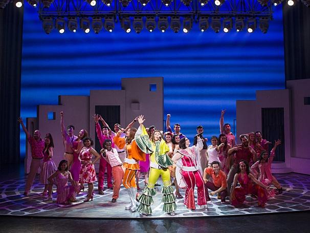 Mamma Mia - National Tour - Production Photos - 2016