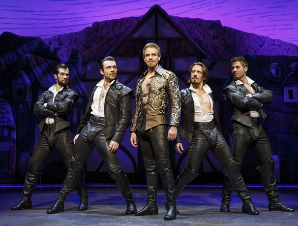 Show Photos - Something Rotten! - Adam Pascal