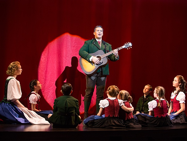 The Sound of Music - Prod Photos - National Tour - 2017