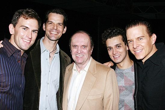 Celebs at Jersey Boys - Bob Newhart