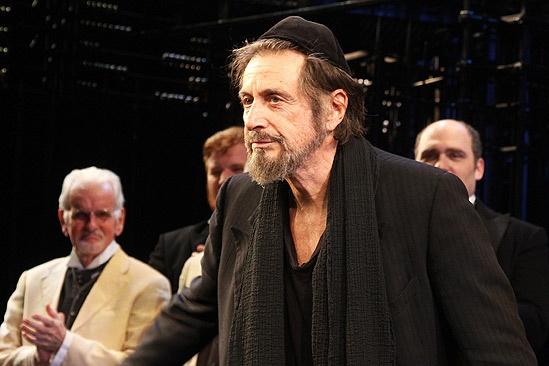 Merchant of Venice Opening night – Al Pacino