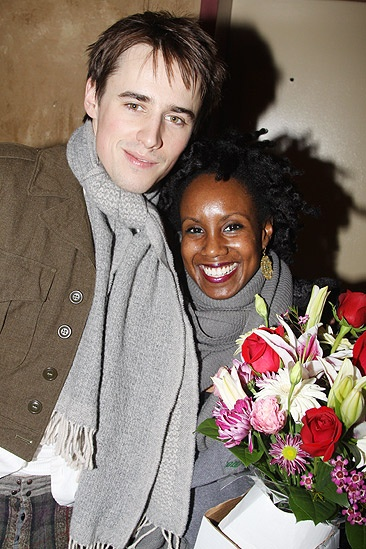 Spiderman preview – Reeve Carney - Ayo Janeen Jackson