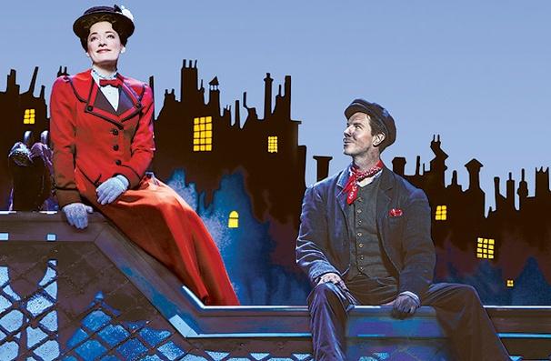 Mary Poppins - Show Photos - Laura Michelle Kelly - Gavin Lee