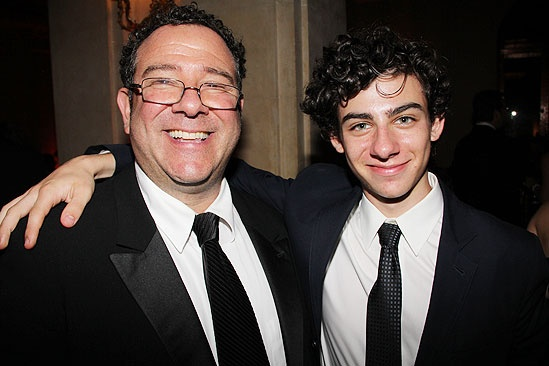 Tony Ball '11 - Michael Greif - son David