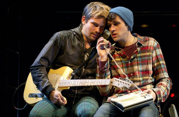 Show Photos - Rent - Matt Shingledecker - Adam Chanler-Berat