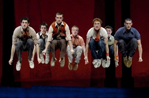 Show Photos - West Side Story national tour - cast