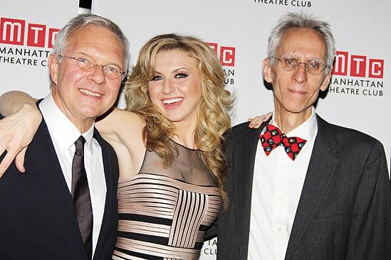 Venus in Fur Broadway Opening Night – Walter Bobbie – Nina Arianda – David Ives
