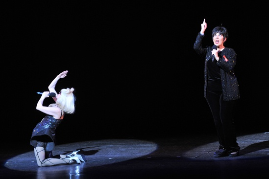 2011 <i>Gypsy of the Year</i> - Amy Griffin – Christine Pedi