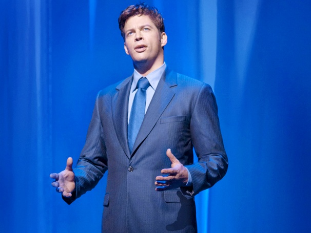 Show Photos - On a Clear Day You Can See Forever - Harry Connick Jr.