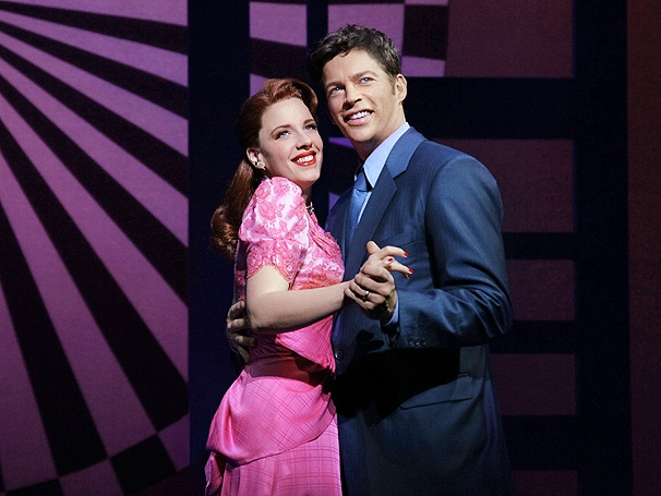 Show Photos - On a Clear Day You Can See Forever - Jessie Mueller - Harry Connick Jr.