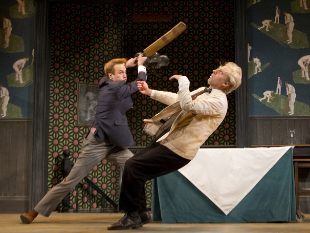 Show Photos - One Man, Two Guvnors - Oliver Chris - Tom Edden