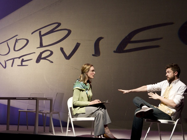 Show Photos - Lonely, I'm Not - Lisa Emery - Topher Grace