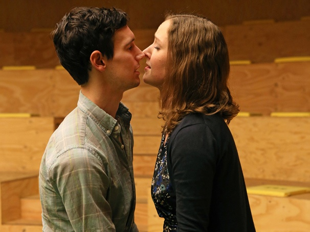 Show Photos - Cock - Cory Michael Smith - Amanda Quaid