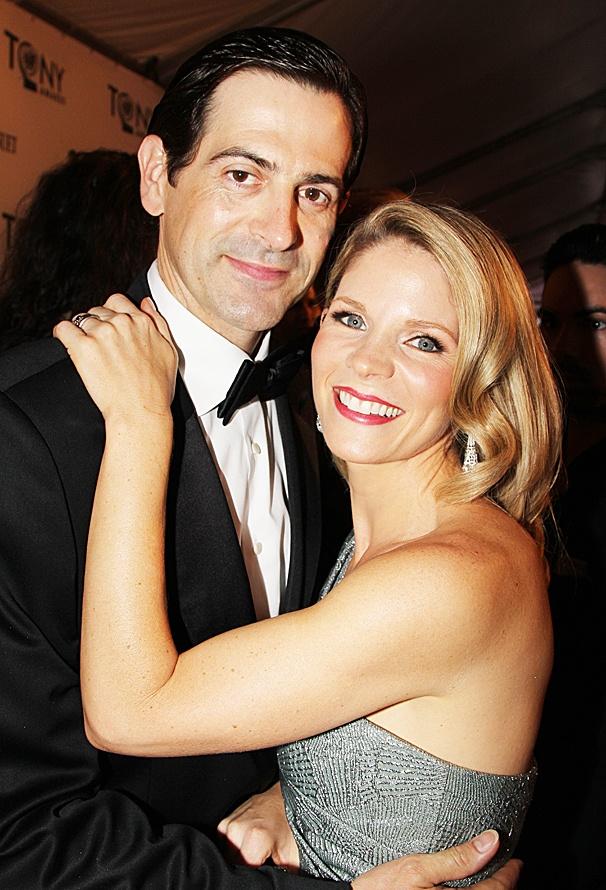 2012 Tony Award Best Pairs- Greg Naughton- Kelli O'Hara