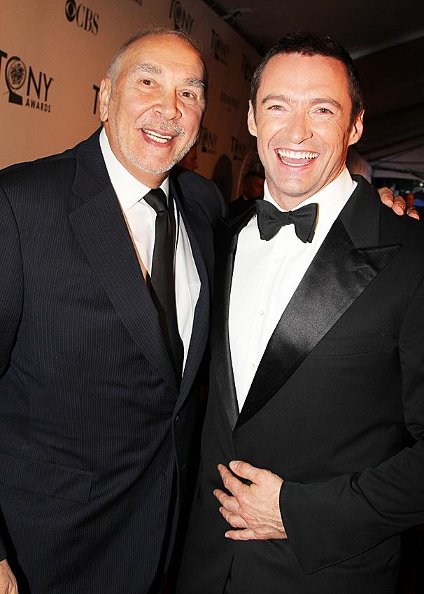 2012 Tony Legends – Frank Langella – Hugh Jackman