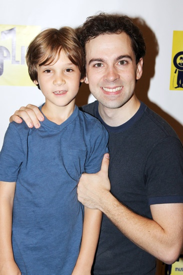 Chaplin – Meet and Greet – Zachary Unger – Rob McClure