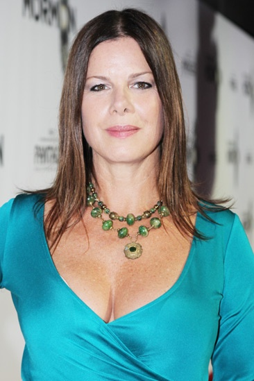 'Book of Mormon' LA Opening—Marcia Gay Harden