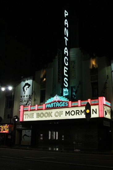 'Book of Mormon' LA Opening