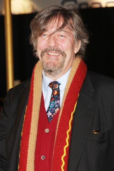 Les Miserables London premiere – Stephen Fry