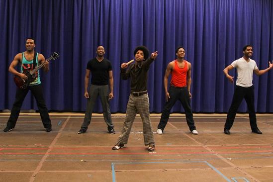 'Motown' Meet and Greet — Jibreel Mawry