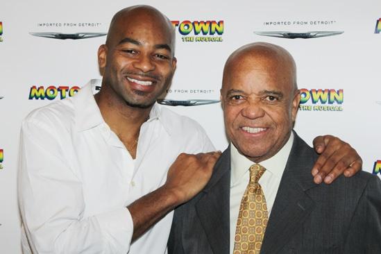 'Motown' Meet and Greet — Brandon Victor Dixon — Berry Gordy