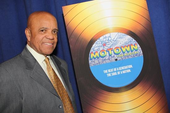 'Motown' Meet and Greet — Berry Gordy