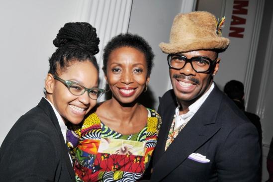 Public Theater Openings — Crystal A. Dickinson — Sharon Washington — Colman Domingo