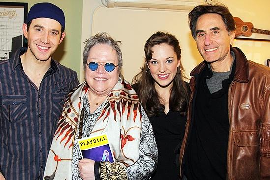 Cinderella- Santino Fontana- Kathy Bates- Laura Osnes- Walter Grossman