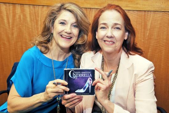 Cinderella- Victoria Clark- Harriet Harris