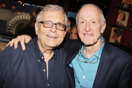 Off Broadway Alliance Awards – 2013 – Richard Maltby, Jr. – David Shire