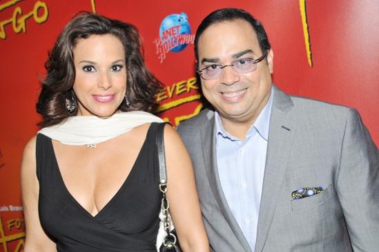 Forever Tango – Opening Night – Alexandra Malagon – Gilberto Santa Rosa
