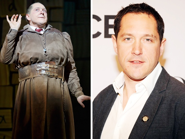 Broadway Transformations - Bertie Carvel