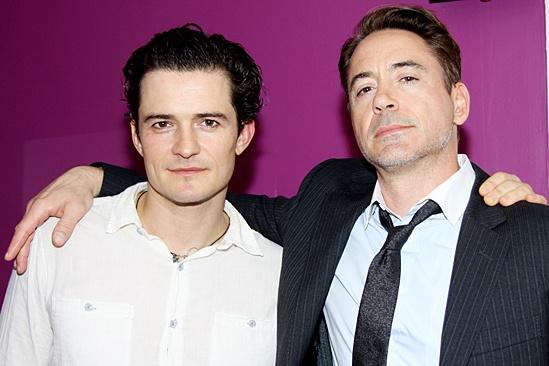 Robert Downey Jr. - Romeo and Juliet - Orlando Bloom - Robert Downey Jr.