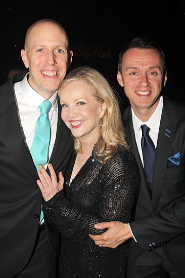 Big Fish – Opening Night – John August - Susan Stroman – Andrew Lippa