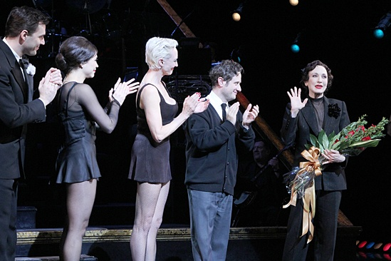 Chicago - Bianca Marroquin - Amra-Faye Wright - Christopher Fitzgerald - Bebe Neuwirth