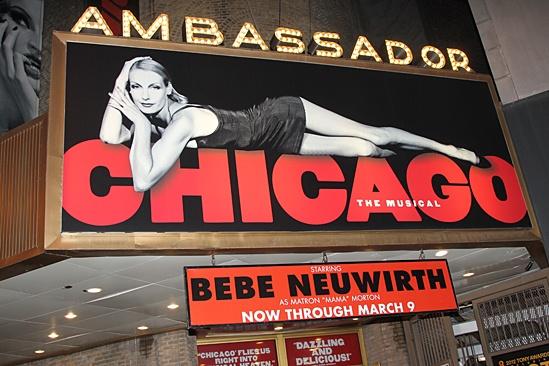 Chicago - Signage