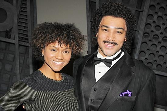 Motown: The Musical - Syesha Mercado - Charl Brown