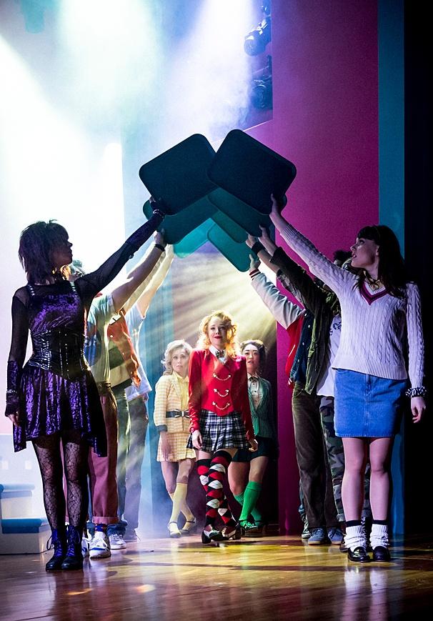 Heathers: The Musical - Show Photos - PS - 3/14 - Jessica Keenan Wynn