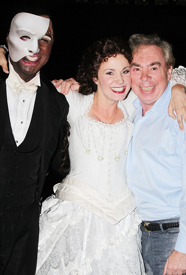 The Phantom of the Opera – Norm and Sierra first - OP – 5/14 - Norm Lewis - Sierra Boggess - Andrew Lloyd Webber