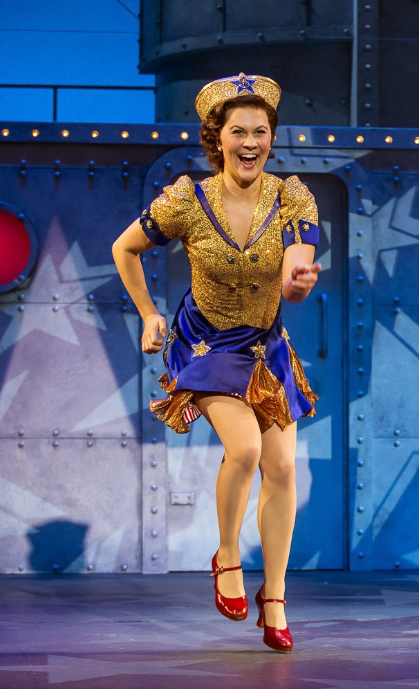 Dames at Sea - Show Photos - 10/15 - Eloise Kropp