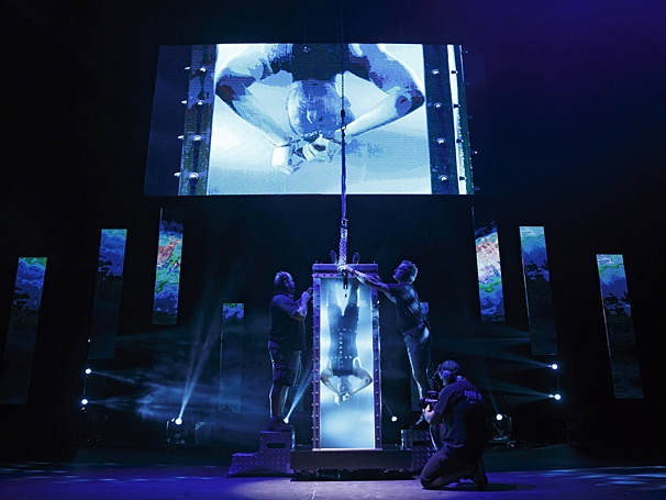 The Illusionists—Live From Broadway - Prod Photos - 9/16