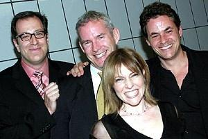 Drama Desk Awards 2005 - Ted Sperling - Bruce Coughlin - Rachel Sheinkin - Adam Guettel